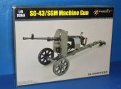 Merit 1/6 60602 SG-43/SGM Machine Gun Date: 00's