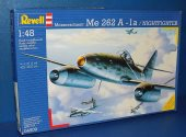 Revell 1/48 04509 Me262A-1a Date: 00's
