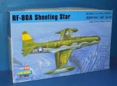 Hobbyboss 1/48 81724 RF-80A Shooting Star Date: 00's