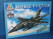 Italeri 1/48 2618 Mirage F1CT/CR Date: 00's