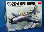 Academy 1/72 12406 SB2C-4 Helldiver Date: 00's