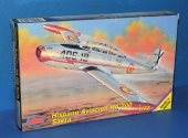 MPM 1/72 72083 Hispano Aviacion HA200 Saeta Date: 00's