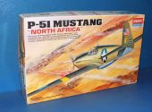 Academy 1/72 12401 P-51 Mustang North Africa Date: 00's