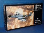 Classic Airframes 1/48 480 Gloster Meteor NF11/13 Date: 00's
