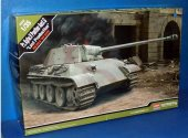 Academy 1/35 13523 Panther Ausf.G Last Production Date: 00's