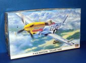 Hasegawa 1/72 09688 P-51D Mustang 'Yellow Nose' Date: 00's