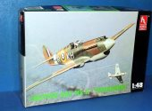 Hobby Craft 1/48 1452 RAF Tomahawk Date: 00's