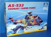 Italeri 1/72 096 AS-532 Super Puma / Cougar Date: 00's