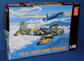Hobby Craft 1/48 1529 FG-1D 'Coin' Post War Corsair (NO Declas) Date: 00's