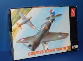 Hobby Craft 1/48 1557 Hawk 75 (NO Decals) Date: 00's