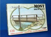 Mirage Hobby 1/35 35220 Wooden Bridge Date: 00's