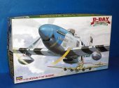 Hasegawa 1/48 JT102 P-51D Mustang (NO Decals Date: 00's