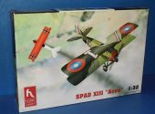 Hobby Craft 1/32 1687 Spad XIII Aces Date: 00's