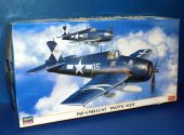 Hasegawa 1/48 07313 F6F-5 Hellcat 'Pacific Aces' Date: 00's