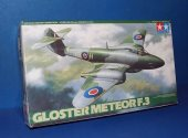 Tamiya 1/48 61083 Gloster Meteor F.3 Date: 00's