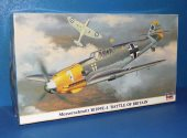 Hasegawa 1/48 09823 Messerchmitt Bf109E-4 'Battle of Britain' Date: 00's