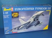 Revell 1/48 04568 Eurofighter Typhoon Single Seat (NO Decals) Date: 00's