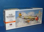 Hasegawa 1/72 A8 P-47D Thunderbolt Date: 00's
