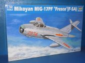 Trumpeter 1/32 02206 Mig-17PF Fresco Date: 00's