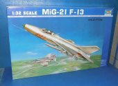Trumpeter 1/32 02210 Mig-21 F-13 Date: 00's