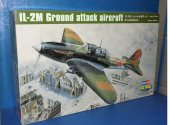 Hobbyboss 1/32 83203 IL-2M Ground Attack Aircraft Date: 00's