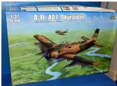 Trumpeter 1/32 02254 A-1J (AD7) Skyraider Date: 00's