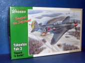 Special Hobby 1/48 32011 Yak-3 'Onward to Berlin' Date: 00's