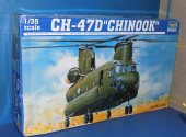 Trumpeter 1/35 05105 CH-47D Chinook Date: 00's