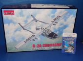 Roden 1/32 620 O-2A Skymaster w/ SAC Gear Date: 00's