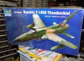 Trumpeter 1/32 02201 F-105D Thunderchief Date: 00's