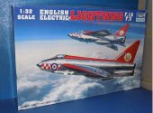 Trumpeter 1/32 02280 EE Lightning F.1A/F.3 Date: 00's