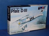 Mac Distribution 1/72 72031 Pfalz D.III Date: 00's