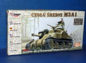 Mirage Hobby 1/72 72803 M3A1 Sherman Date: 00's