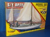 Mirage Hobby 1/50 850093 Polish Sailing Yacht Opty Date: 00's