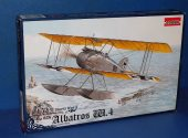 Roden 1/72 034 Albatros W.4 Late Date: 00's