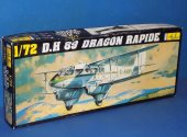 Heller 1/72 345 DH89 Dragon Rapide Date: 90's