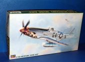 Hasegawa 1/48 SP65 P-51D Mustang 'Nose Art' Date: 00's