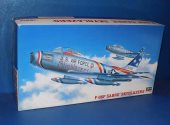 Hasegawa 1/48 PT116 F-86F Sabre (NO Decals) Date: 00's