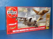 Airfix 1/72 50134 Dogfight Double BAE Sea Harrier FRS.1 & A-4P Skyhawk Date: 00's