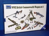 Riich 1/35 30010 WWII British Commonwealth Weapon Set A Date: 00's