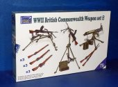 Riich 1/35 30011 WWII British Commonwealth Weapon Set B Date: 00's