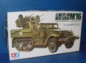 Tamiya 1/35 35081 M16 Multiple Gun Motor Carriage Date: 00's