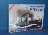 Mirage Hobby 1/400 40028 V-106 WWI Torpedo Boat Date: 00's