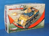 Mirage Hobby 1/72 726077 M5 Light Tank Date: 00's