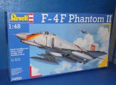 Revell 1/48 04522 F-4F Phantom (NO Decals) Date: 00's