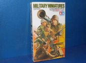 Tamiya 1/35 35086 US Gun & Mortar Team Date: 00's