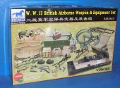 Bronco 1/35 3567 WWII British Airborne Weapon & Equipment Set Date: 00's