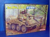 Dragon 1/35 6256 Sd.Kfz.234/2 Puma Date: 00's