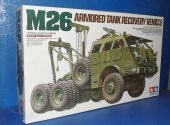 Tamiya 1/35 35244 M26 Armored Tank Recovery Vehicle Date: 00's