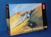 Hobby Craft 1/72 HC1368 French Skyraider Date: 90's